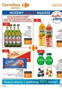 Gazetka promocyjna Carrefour Express - Artykuły spożywcze w Carrefour Express - ważna do 24-08-2020