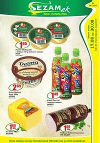 Gazetka promocyjna Sezamek - Oferta handlowa Sezamek - ważna do 30-08-2020
