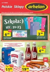 Gazetka promocyjna Arhelan - Arhelan - gazetka promocyjna - ważna do 30-08-2020