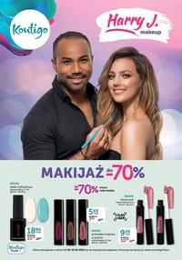 Gazetka promocyjna Kontigo - Makijaż w promocyjnej cene w Kontigo! - ważna do 29-08-2020