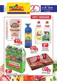 Gazetka promocyjna Hitpol - Promocje w sklepach Hitpol - ważna do 30-08-2020