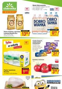 Gazetka promocyjna Stokrotka Market - Promocje w Stokrotka Market - ważna do 26-08-2020