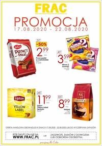 Gazetka promocyjna FRAC - Promocje w sklepach FRAC - ważna do 22-08-2020