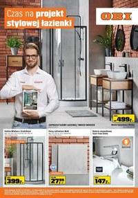 Gazetka promocyjna OBI - Czas na projekt stylowej łazienki w Obi! - ważna do 01-09-2020
