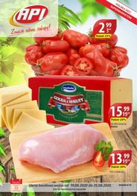 Gazetka promocyjna Api Market - Zawsze udane zakupy w Api Market - ważna do 25-08-2020