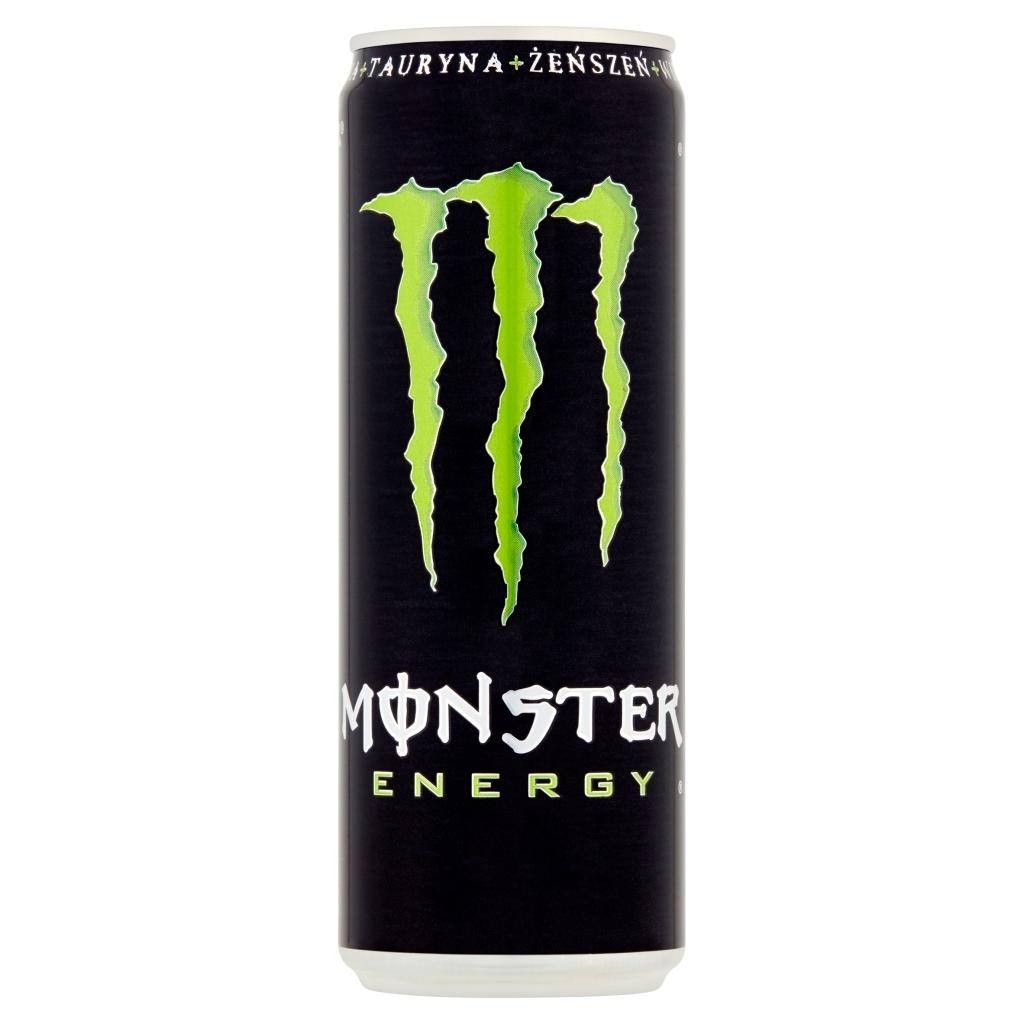 Napój Monster - 1