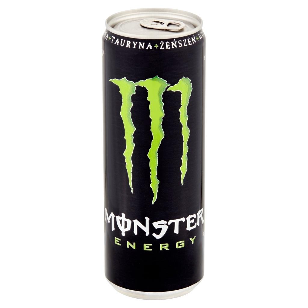Napój Monster - 0