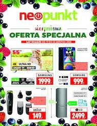 Neopunkt - sierpniowa oferta specjalna