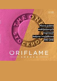 Gazetka promocyjna Oriflame - Nowa paleta kolorów w Oriflame! - ważna do 21-09-2020