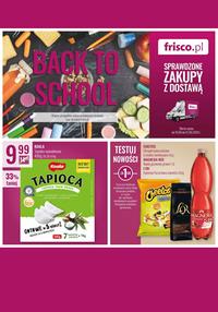 Gazetka promocyjna Frisco - Frisco - Back To School - ważna do 01-09-2020