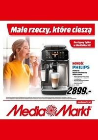 Gazetka promocyjna Media Markt - Małe rzeczy, które cieszą w Media Markt - ważna do 10-09-2020