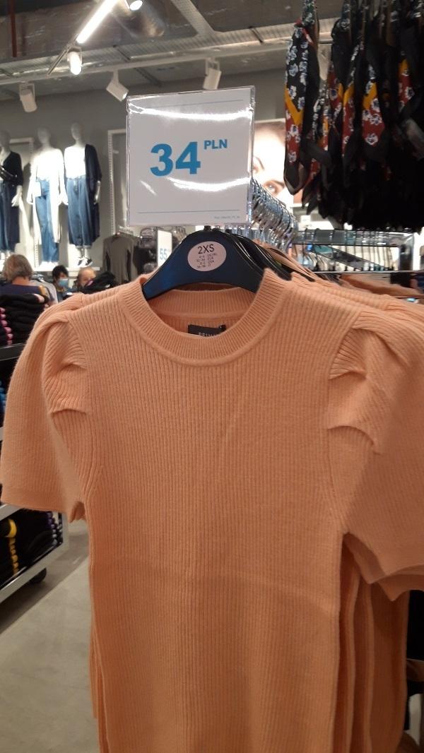 bluzki Primark