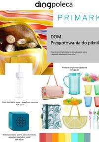 Gazetka promocyjna Primark - Wielkie otwarcie Primarka w Polsce! - ważna do 31-08-2020