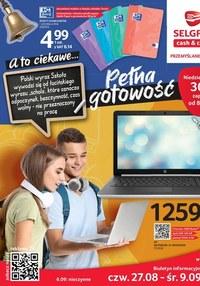 Gazetka promocyjna Selgros Cash&Carry - Tania wyprawka szkolna z Selgrosem! - ważna do 09-09-2020