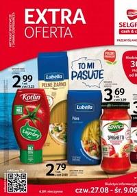 Gazetka promocyjna Selgros Cash&Carry - Extra oferta Selgros - ważna do 09-09-2020