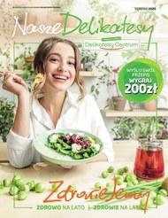 Magazyn kulinarny Delikatesy Centrum