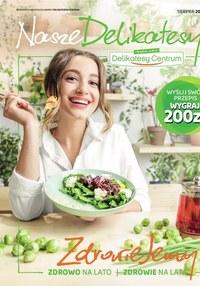 Gazetka promocyjna Delikatesy Centrum - Magazyn kulinarny Delikatesy Centrum - ważna do 31-08-2020