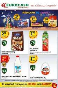Promocje w sklepach Eurocash