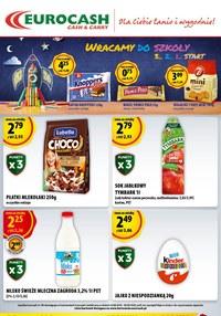 Gazetka promocyjna Eurocash Cash&Carry - Promocje w sklepach Eurocash - ważna do 06-09-2020