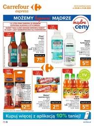 Kupuj więcej w Carrefour Express!