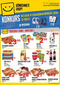 Gazetka promocyjna Uśmiechnięte zakupy - Zakupy z konkursem w Usmiechnięte Zakupy! - ważna do 06-09-2020