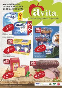 Gazetka promocyjna Avita - Nowe promocje w sklepie Avita! - ważna do 30-08-2020
