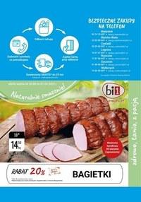 Gazetka promocyjna bi1 - Bezpieczne zakupy w Bi1 - ważna do 01-09-2020