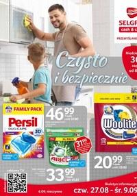 Gazetka promocyjna Selgros Cash&Carry - Oferta dla domu w Selgros! - ważna do 09-09-2020