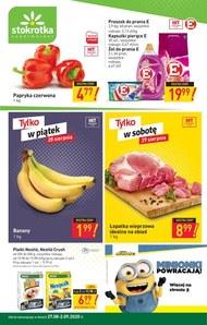 Najlepsze oferty w Stokrotce Supermarket!