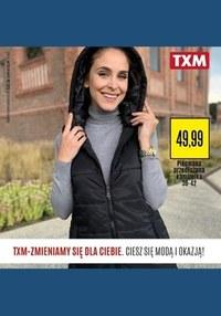 Gazetka promocyjna Textil Market - Jesienna moda w TXM! - ważna do 01-09-2020