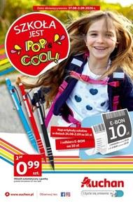 Szkoła w Auchan! Modnie i tanio!