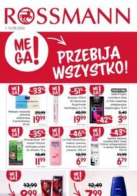 Gazetka promocyjna Rossmann - Rossmann - gazetka promocyjna - ważna do 15-09-2020