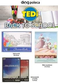 Gazetka promocyjna TEDi - Powrót do szkoły z TEDi! - ważna do 17-09-2020