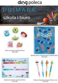 Gazetka promocyjna Primark - Powrót do szkoły  z Primark! - ważna do 13-09-2020