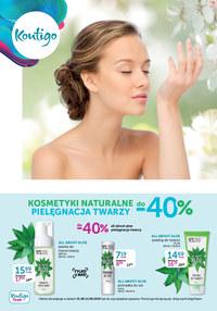 Gazetka promocyjna Kontigo - Kosmetyki naturalne Kontigo - ważna do 12-09-2020