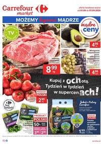 Gazetka promocyjna Carrefour Market - Kupuj z ochotą w Carrefour Market - ważna do 07-09-2020