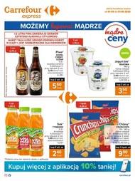 Kupuj więcej w Carrefour Express