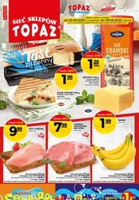 Gazetka promocyjna Topaz - Wrzuć do plecaka produkty z Topaz - ważna do 09-09-2020