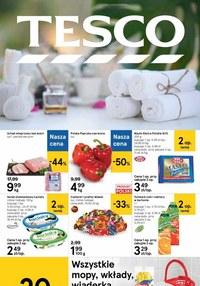 Gazetka promocyjna Tesco Centra Handlowe - Jeszcze więcej okazji w Tesco! - ważna do 09-09-2020