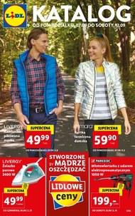 Jesienna moda w Lidl