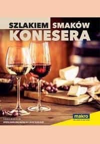 Gazetka promocyjna Makro Cash&Carry - Szlakiem smaków Konesera - Makro - ważna do 14-09-2020