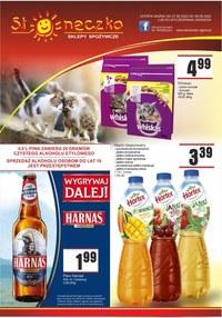 Gazetka promocyjna Słoneczko - Promocje w sklepach Słoneczko - ważna do 06-09-2020