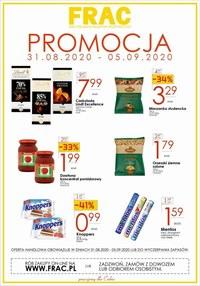Gazetka promocyjna FRAC - Promocje w sklepie Frac - ważna do 05-09-2020