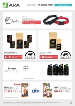 Promocje wrześniowe w sklepach Ara
