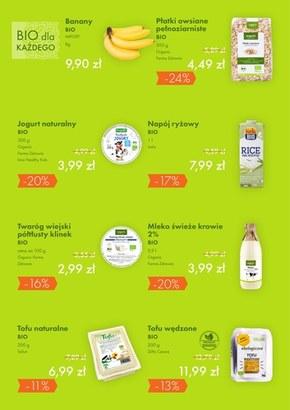 Oferta wrześniowa Organic