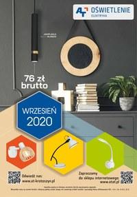 Gazetka promocyjna At - Elektryka i oświetlnie w AT! - ważna do 30-09-2020