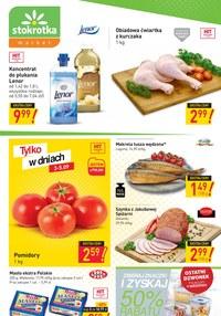 Gazetka promocyjna Stokrotka Market - Kupuj z zyskiem w Stokrotce Market! - ważna do 09-09-2020
