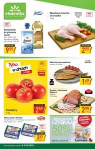 Oszczędzaj na zakupach w Stokrotka Supermarket!