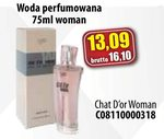 Woda perfumowana damska Chat D'or