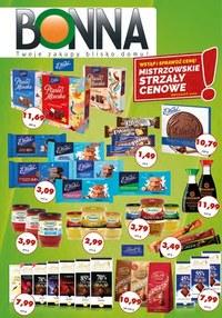 Gazetka promocyjna Bonna - Promocje w sklepach Bonna - ważna do 30-09-2020